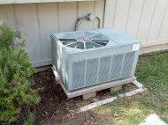 zamontowana klimatyzacja